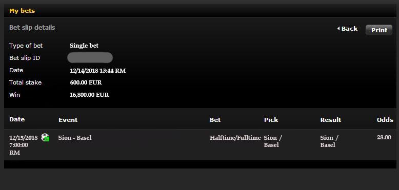 Sportska kladionica 1x2 betting biggest uk betting win